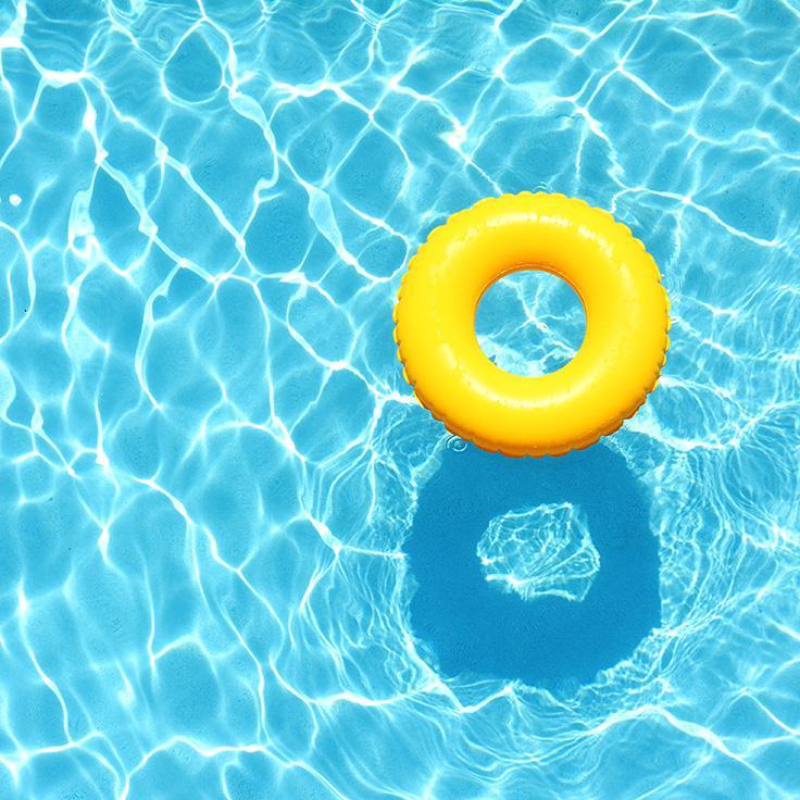 9种方法夏天在预算夏天游泳池